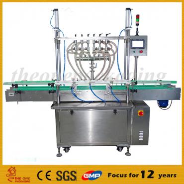 Automatic Wine Overflow Liquid Filling Machine TOALF-6B